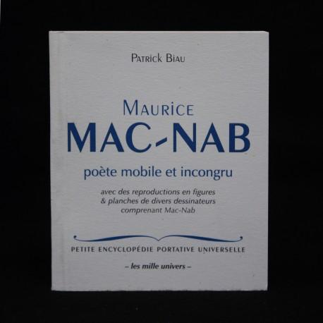 Maurice Mac-Nab poète mobile et incongru