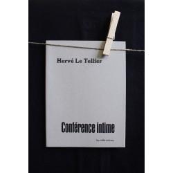 Conférence intime